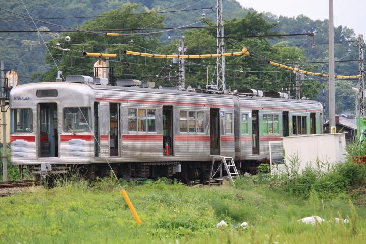 長野 電鉄 3500 系